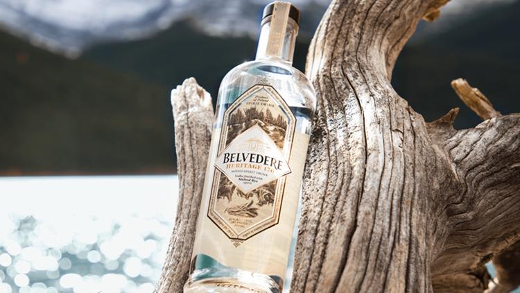 Belvedere presenta Heritage 176: il nuovissimo distillato di malto di segale