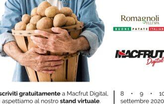 Romagnoli Spa a Macfrut Digital 2020 nel segno dell'innovazione
