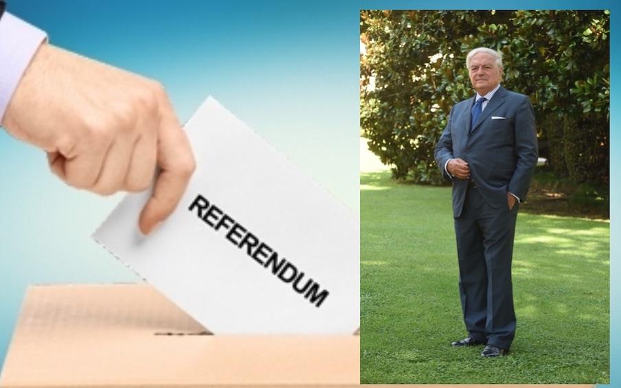 Achille Colombo Clerici su Referendum riduzione del numero dei parlamentari