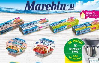"""Prosegue fino al 4 ottobre il concorso """"In cucina con Mareblu!"""""""