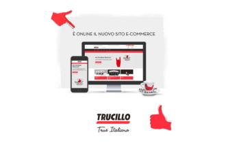 Caffè Trucillo si regala un nuovo e-commerce