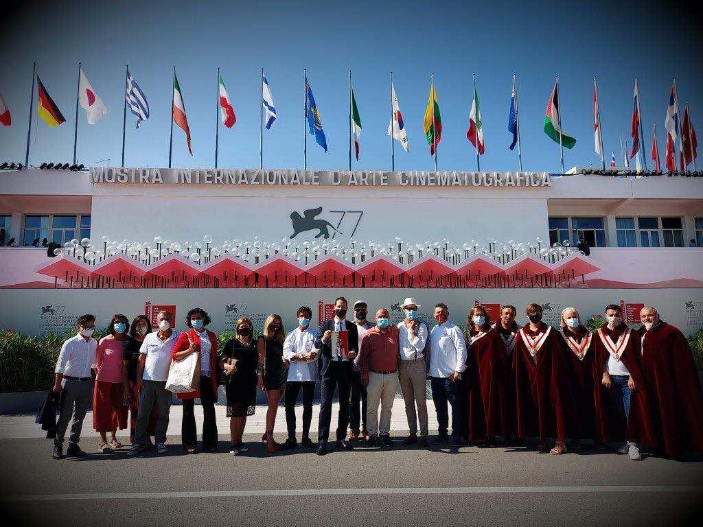 #THISISPADOVA SBARCA AL FESTIVAL DEL CINEMA DI VENEZIA – GRANDE SUCCESSO PER IL DOCUFOOD