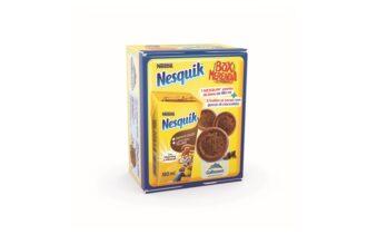 La famiglia Nesquik si allarga con Nesquik Box Merenda