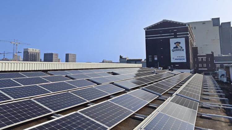PepsiCo punta al 100% di elettricità rinnovabile a livello globale