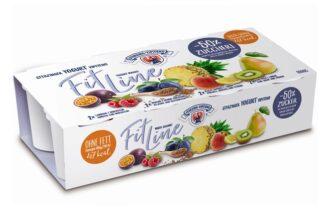 Yogurt FITLINE di Latteria Vipiteno: zero grassi, meno 50% di zuccheri e tanta buona frutta!