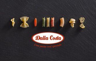 Dalla Costa, tutte le forme della pasta… compresa la tua! On Air su emittenti radio nazionali