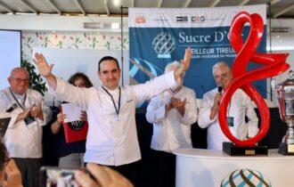 Va all'Italia l'Oscar della Pasticceria: il Miglior Artista al Mondo dello Zucchero è Davide Malizia