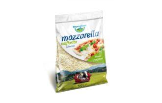 Mozzarella Valfiorita Julienne di BAYERNLAND, perfetta sulla pizza ma anche per condire tantissime ricette!