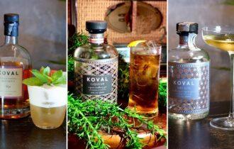 #TheGINWeek: Pellegrini S.p.A. incontra la mixology, tre barman firmano i cocktail con Koval