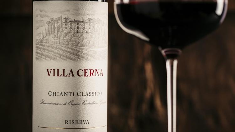 Villa Cerna Chianti Classico Riserva 2016