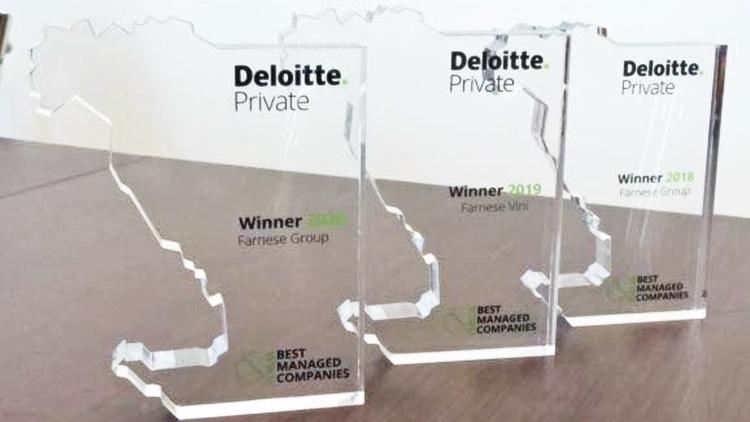 Fantini Group (già Farnese Group) tra le Best Managed Companies di Deloitte