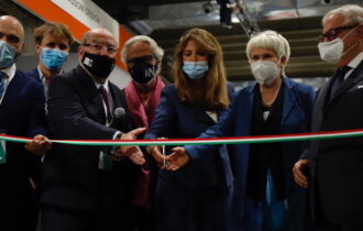 ALL AROUND WORK Inaugurazione al Megawatt di Milano