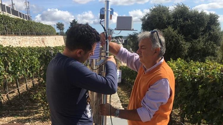 """Dalla Puglia arriva Agrismart, lo """"smart box"""" IoT al servizio dell'agricoltura 4.0."""