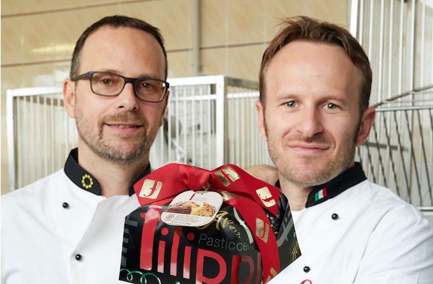 Andrea e Lorenzo Filippi: ecco il Signor Panettone  per il Natale 2020