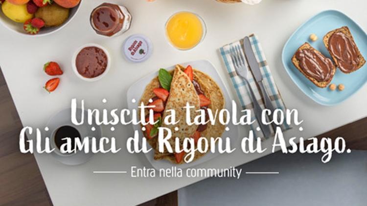 Nasce sul web la Community Gli amici di Rigoni di Asiago