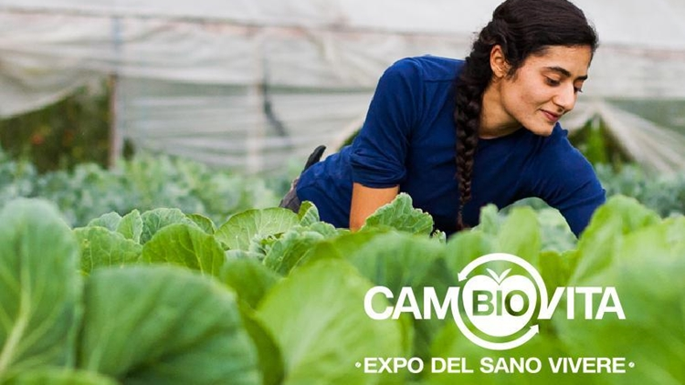 """Rimandata la fiera CamBIOvita: dal 26 al 28 marzo una """"special edition"""" all'insegna dell'Healty Food, Green Lifestyle & Mobility"""