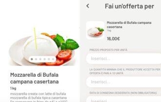 """La nuova funzione """"FAI UN'OFFERTA"""" di Foodbarrio, il primo mercato virtuale delle specialità regionali dove il prezzo lo fa il cliente"""