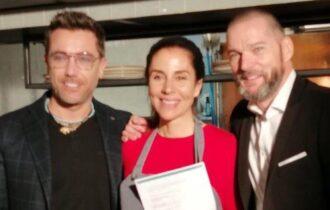 Valentina De Palma, chef di Taranto, vince al Discovery Italia D'Acampo di Manchester