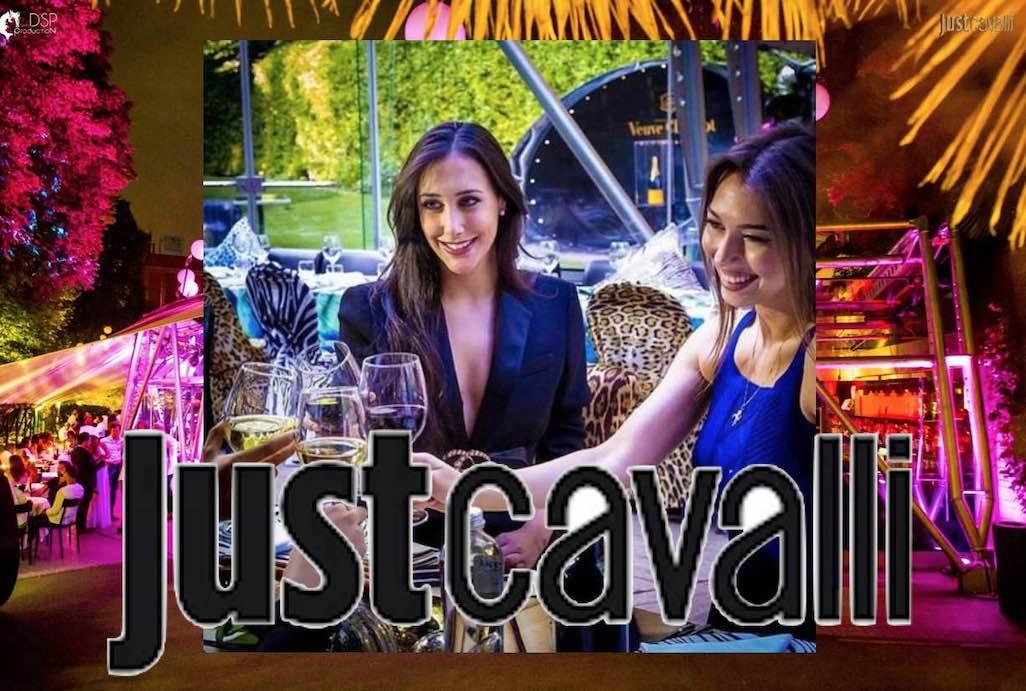 Al Just Cavalli si brinda in sicurezza alla Milano Wine Week 2020