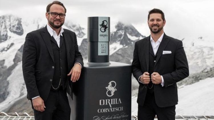 Corvatsch, apre la distilleria di whisky più alta del mondo