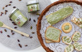 Crema di pistacchio Pistì, una delizia da spalmare tutto l'anno