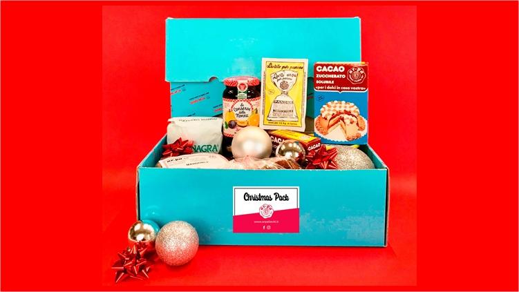 """La gift box di Ar.pa Lieviti per preparare i """"pani dolci"""" del Natale"""