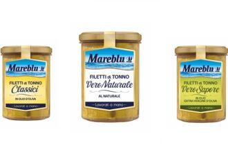 Mareblu porta in tavola la qualità e il gusto dei Filetti di Tonno in vetro