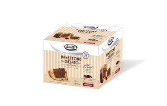 Natale 2020, Tonitto 1939 lancia il panettone artigianale con gelato al cioccolato realizzato in partnership con Altromercato