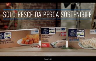 """On air la nuova campagna di FRoSTA e La Valle degli Orti """"100% la scelta naturale"""" firmata TWBAta"""