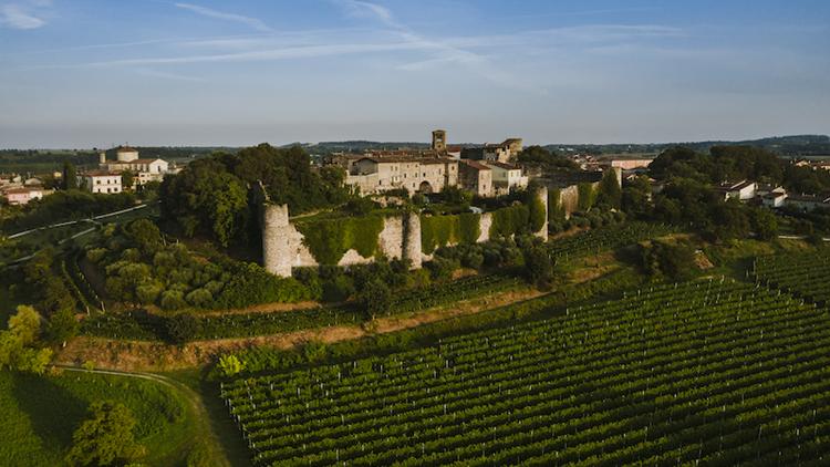Il Lugana DOC è il vino ufficiale dell'Open d'Italia