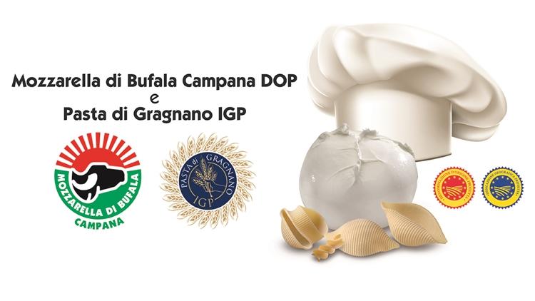 Il Grand Tour d'Italia con la Pasta di Gragnano IGP e la Mozzarella di Bufala DOP