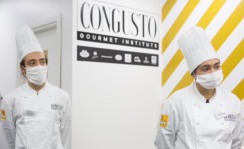 Congusto Gourmet Institute: e-learning digitale per guardare al futuro con più ottimismo