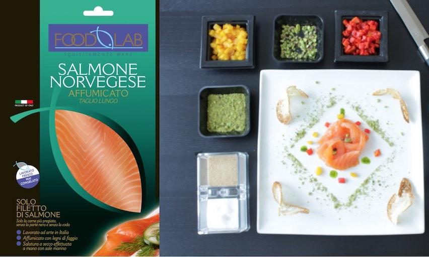 Foodlab, il miglior salmone, DAI MARI DEL NORD ALLE NOSTRE TAVOLE