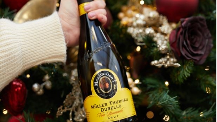 Maximilian I Müller Thurgau Durello: la proposta di Cantina Soave per il Natale 2020
