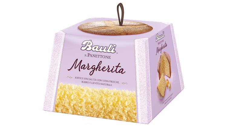 Soffice, semplice, buono: nuovo Panettone Margherita Bauli, la quintessenza del gusto del Natale!