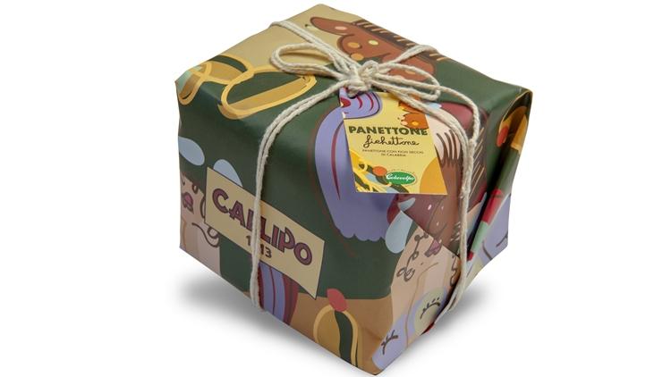 Natale 2020: arriva il panettone artigianale di Callipo