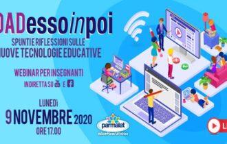 #DADessoInPoi – Parmalat per le nuove strategie educative ai tempi del covid