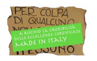 Falso Sassicaia, falso Made in Italy: non una semplice frode in commercio e/o truffa ma il colpo di grazia per tutti noi Italiani