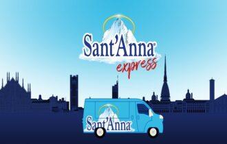 È arrivato Sant'Anna Express