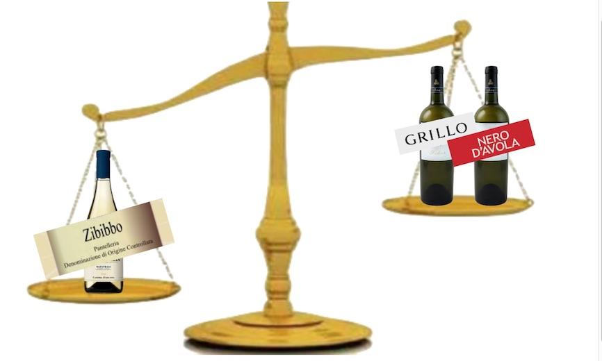 Due pesi due misure: Sicilia prima per qualità diffusa del vino, ultima per rispetto identità altrui