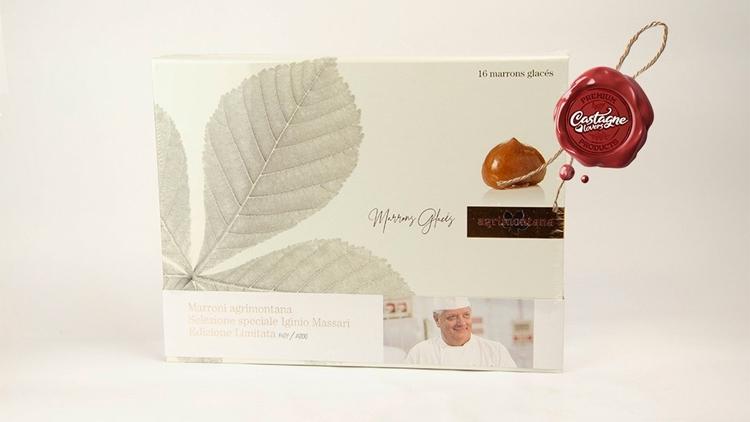 Iginio Massari e Agrimontana: Marrons Glacés Limited Edition