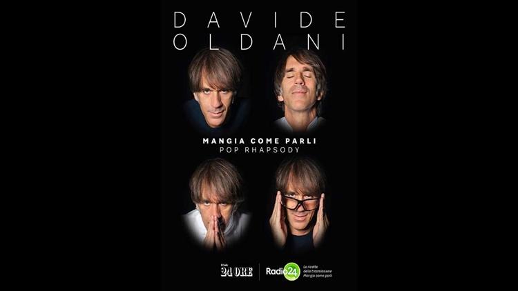 """In arrivo il secondo volume """"Mangia come parli Pop Rhapsody """" dello chef Davide Oldani"""