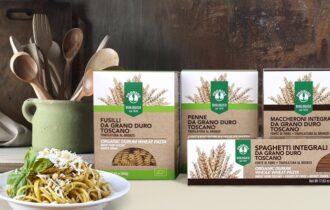 Dall'eccellenza del grano toscano biologico nasce la nuova pasta Probios