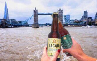 LaGaia sbarca a Londra