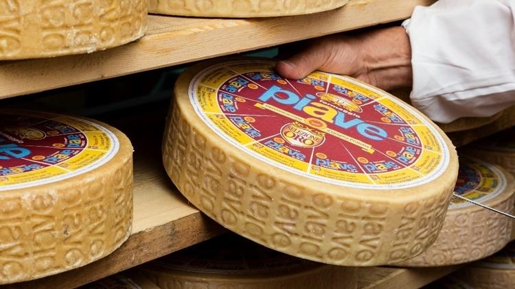 Un anno di premi: bilancio scintillante per il formaggio Piave DOP