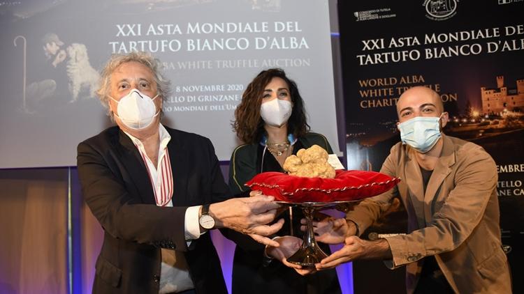 XXI Asta Mondiale del Tartufo Bianco d'Alba