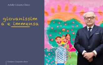 """Presentazione: GIOVANISSIMA E IMMENSA. RITRATTO DELLA NOSTRA SOCIETA' ALLE SOGLIE DEL """"NEW NORMAL"""" – Milano- Libro strenna Natale 2020"""