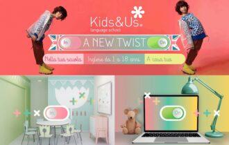 Kids&Us: imparare l'inglese da piccoli e cucinare in allegria