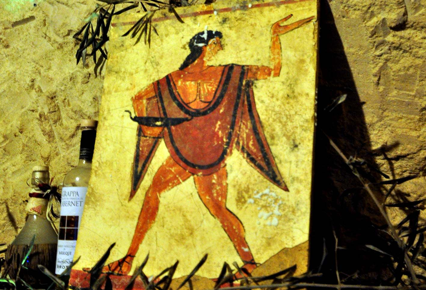 Gli Etruschi, ma chi erano costoro?