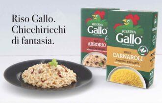È on air il nuovo spot di Riso Gallo firmato Armando Testa e dedicato alla linea Premium di riso